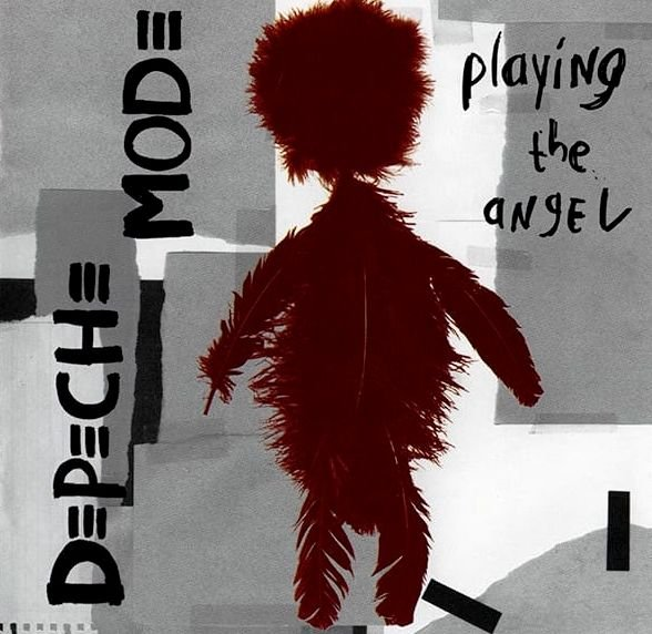 Depeche Mode - Playing the angel -  CD + DVD