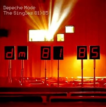 Depeche Mode - The singles 81>85 - Réédition - CD