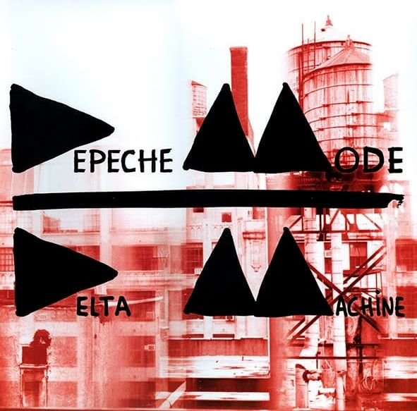 Depeche Mode - Delta machine - 2 X 12