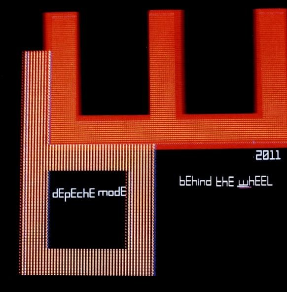 Depeche Mode - Behind the wheel 2011 -