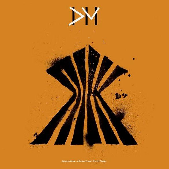 Depeche Mode - A broken frame - 12