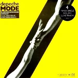 Depeche Mode - Blasphemous rumours / Somebody -