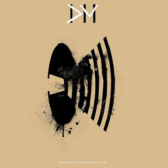 Depeche Mode - Music for the masses - The 12
