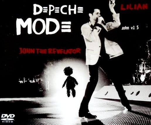 Depeche Mode - John the revelator - [DVD Single]