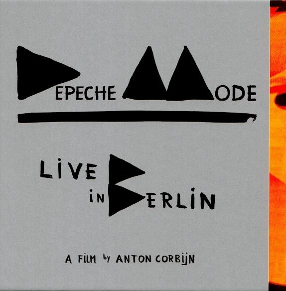 Deepche Mode - Live in Berlin - [Boxset]