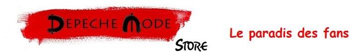 Depeche Mode Store - Le paradis des fans -