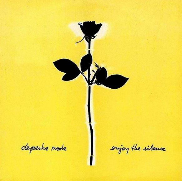 Deepche Mode - Enjoy the silence - L12BONG18