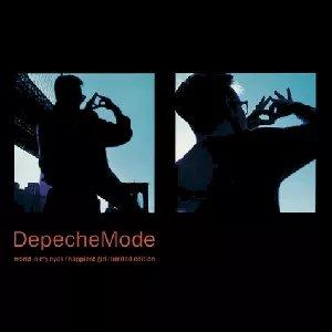 Deepche Mode - World in my eyes - L12BONG20