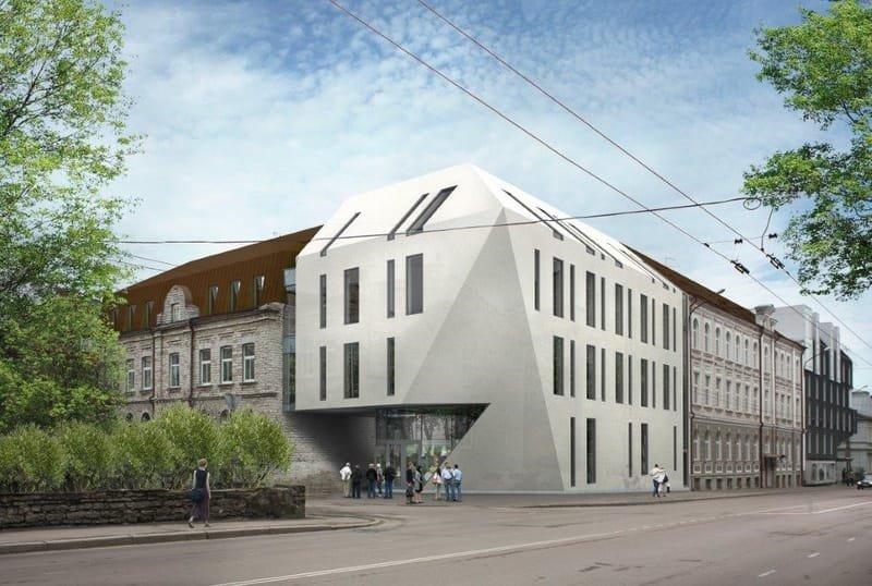 Hotell Adamsoni 2 / Toompuiestee 17a, Tallinn
