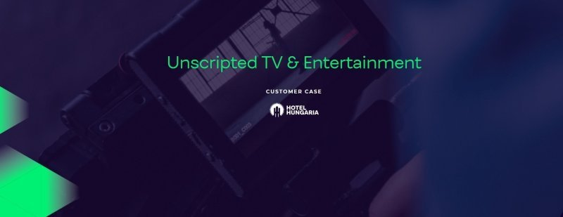 Unscripted TV & Entertainment