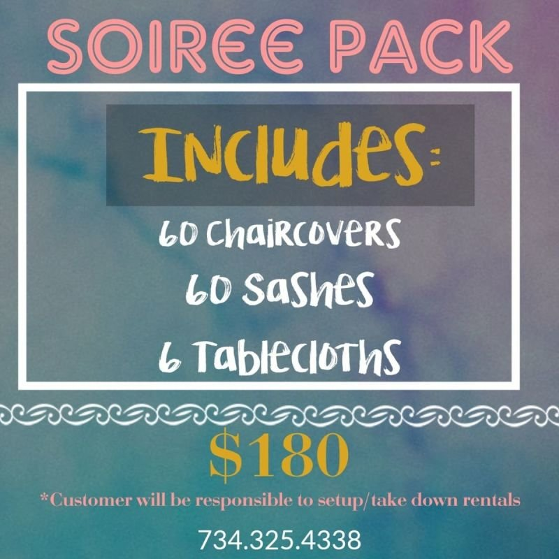Soiree Pack Special