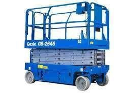 3a MEWP Scissor Lifts