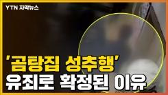 [자막뉴스] '곰탕집 성추행' 유죄로 확정된 이유