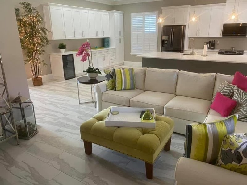 Residential House Cleaning