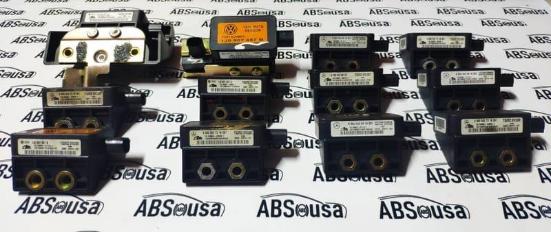 Sensores ESP - Sensores YAW - Sensores guinada