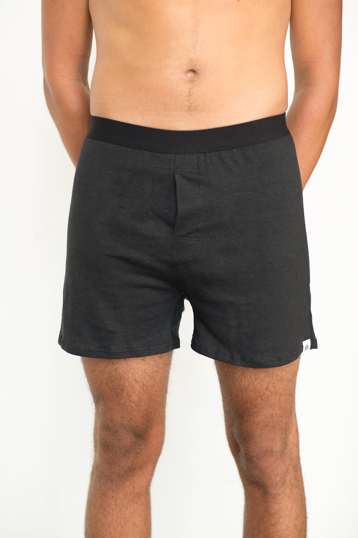 hemp boxers front