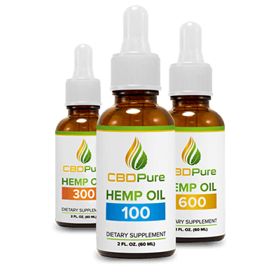 CBD PURE Oils