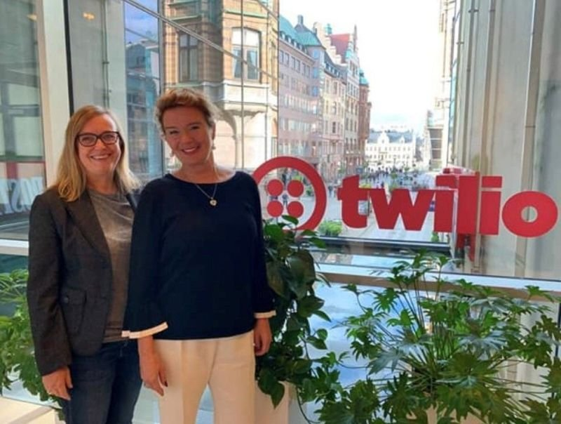 Twilio har valt IKF som samarbetspart!