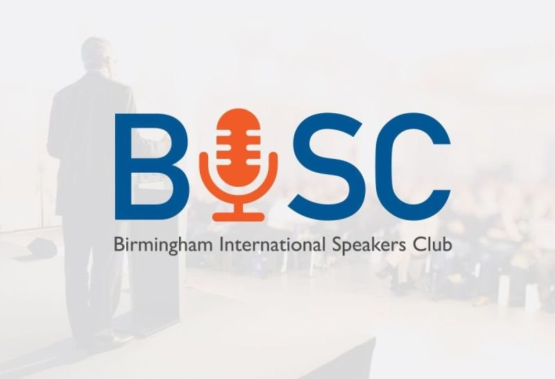 Birmingham International Speakers Club - Brand Identity Refresh