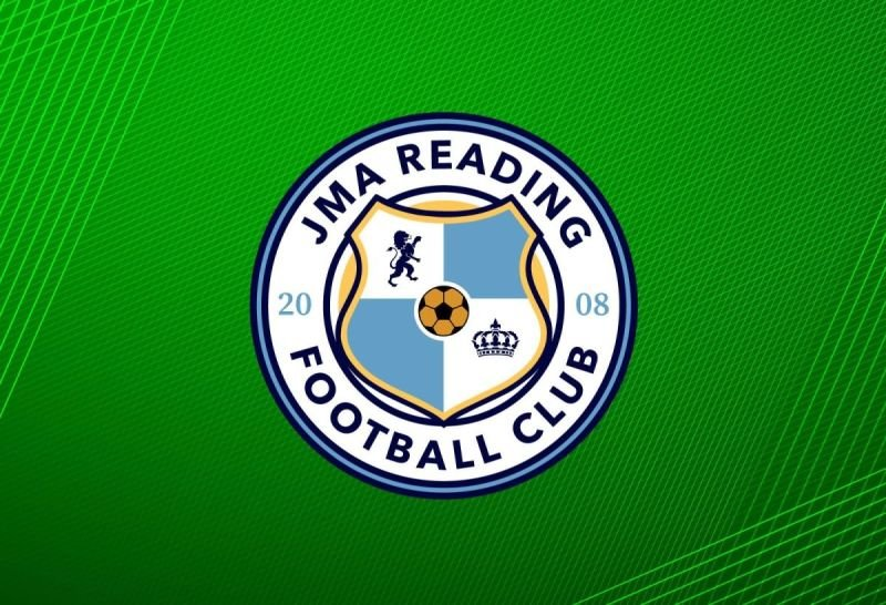 JMA Reading FC - Brand Identity Design