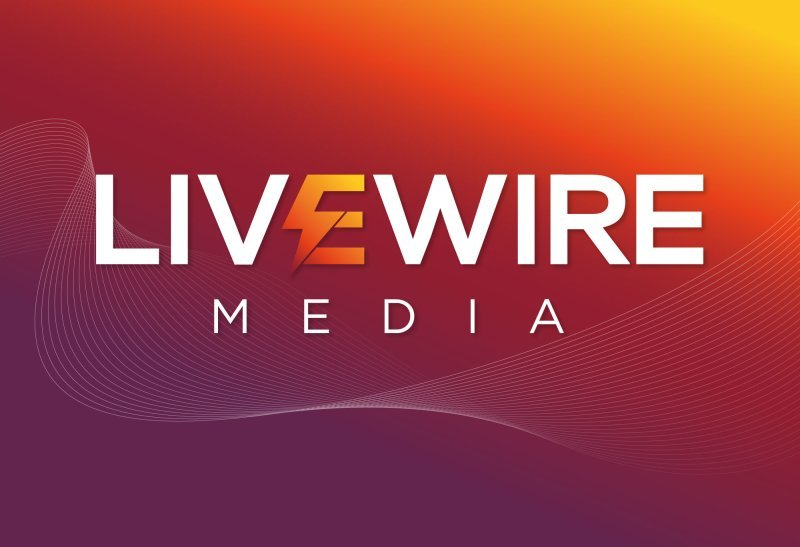 Livewire Media | Rebrand Design