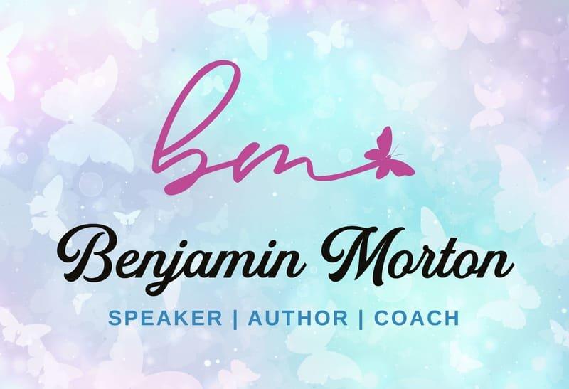 Benjamin Morton - Brand Identity Design