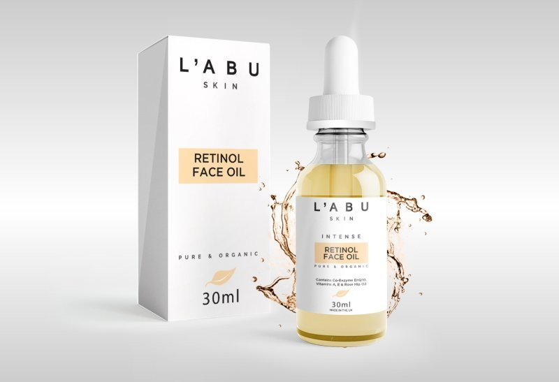 L'ABU Skin Care - Packaging Design