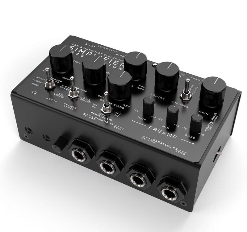 The Ultimate Bass Platform