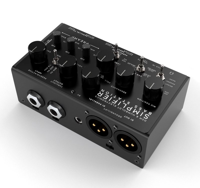 Versatile Preamp Stage