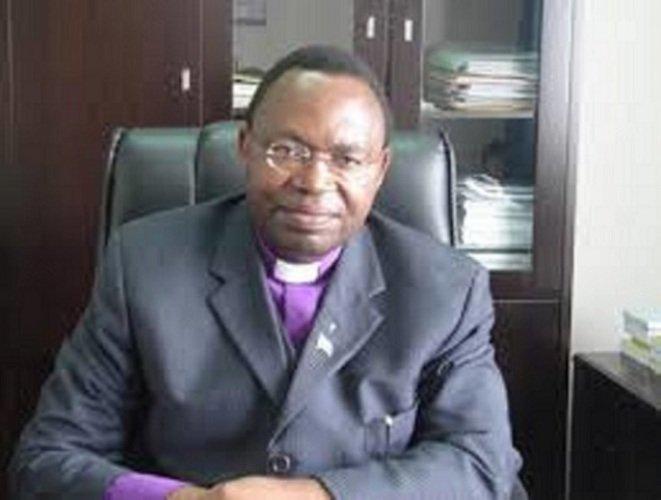 Mgr Kuye Ndondo