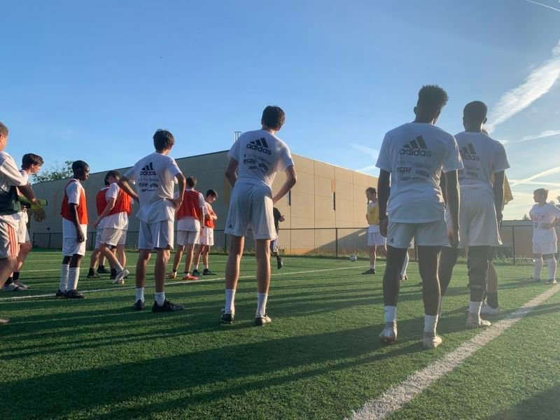 HS Soccer Team Camps