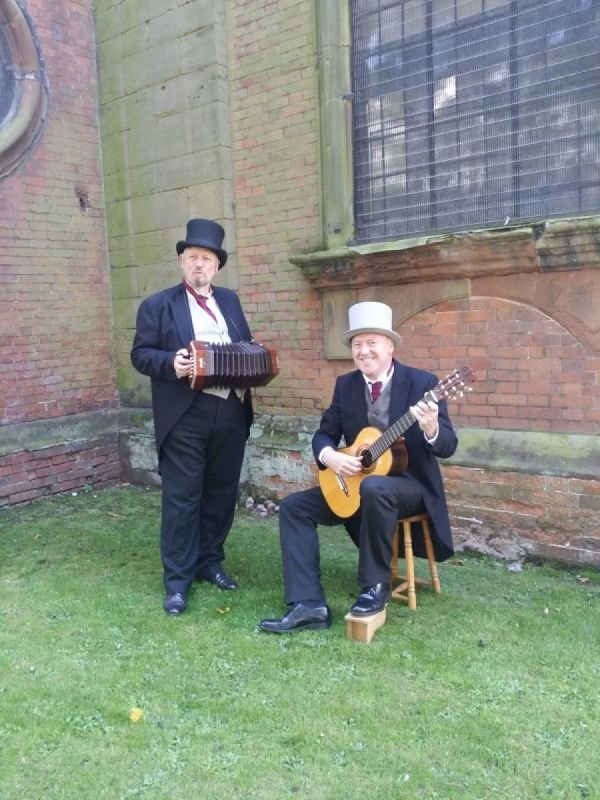Victorian Music Event with Paul Baker