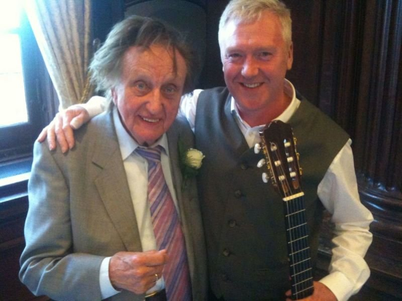 Wedding with the Late and Great Ken Dodd