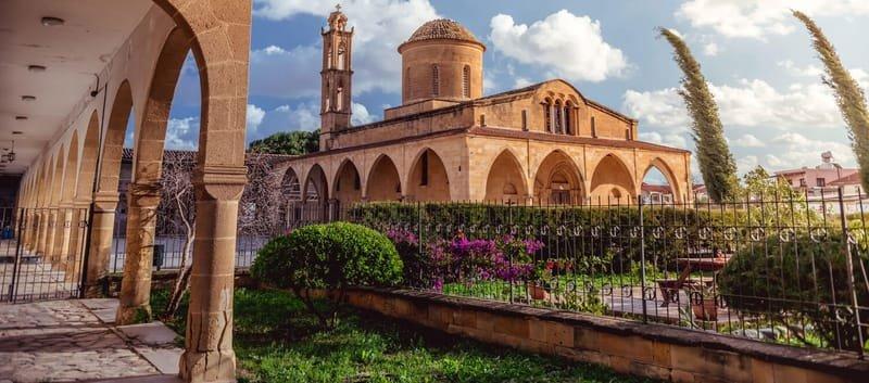 ST.MAMAS KİLİSESİ (GÜZELYURT)