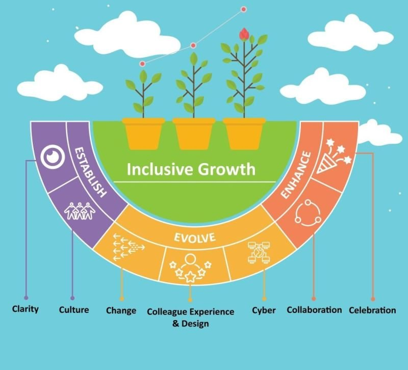 The inclusive growth strategy