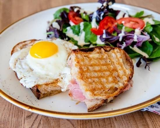 Sandwiche - Croque adame