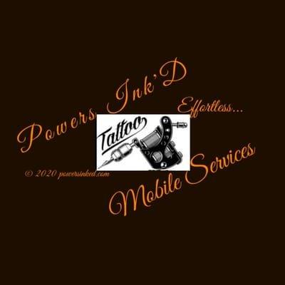 Powers Ink'D Tattoo
