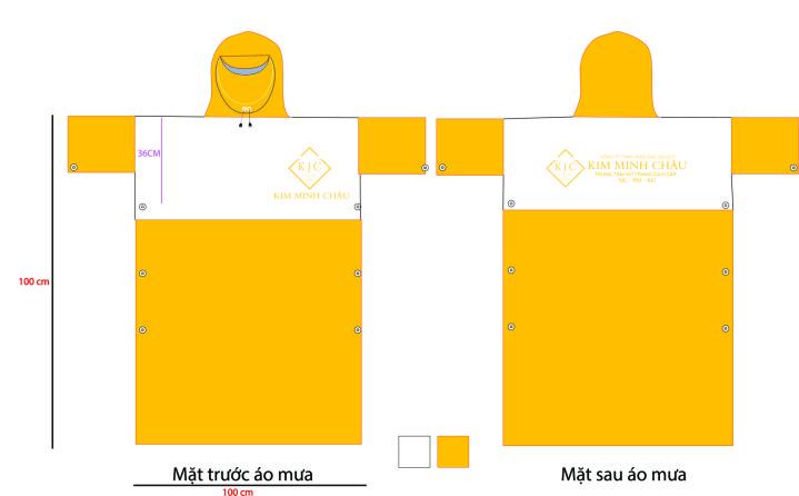 Áo mưa quà tặng giá rẻ từ SanGia