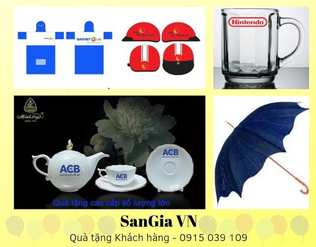 Ô dù - Áo mưa - món quà đơn giản