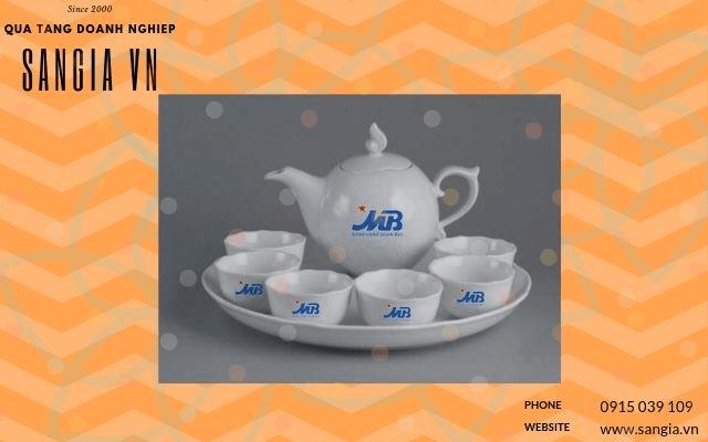 Quà tặng bộ trà Minh Long