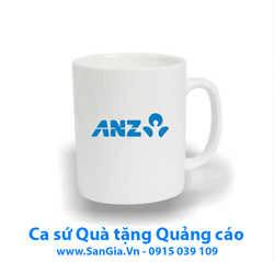 Ca sứ in logo tại SanGia VN