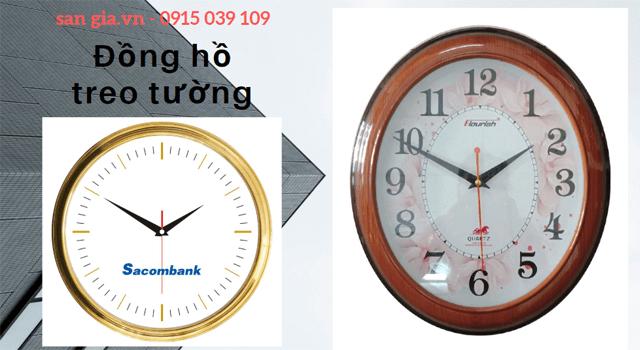 Đồng hồ treo tường cơ quan làm việc