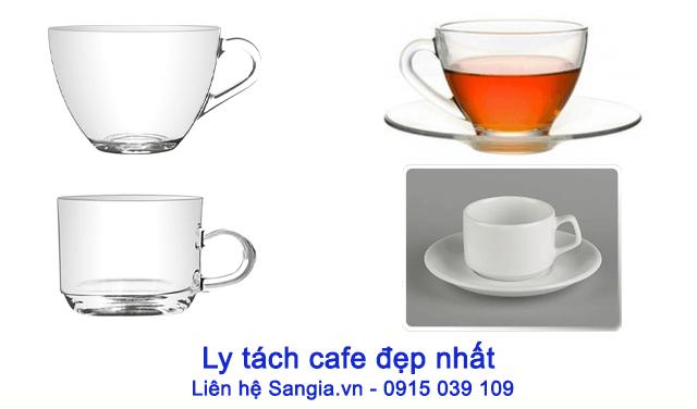 Những mẫu tách cafe đẹp nhất từ SanGia Vn