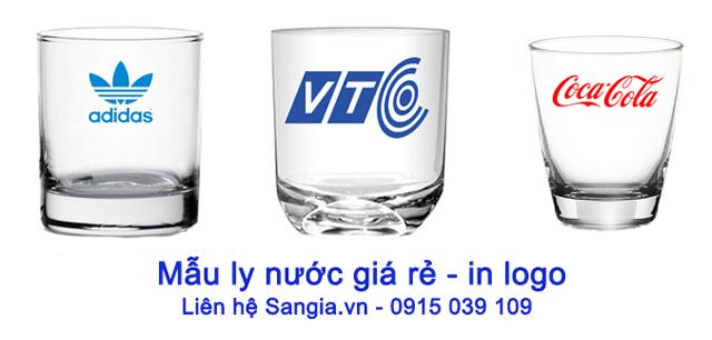 Mẫu ly uống nước giá rẻ