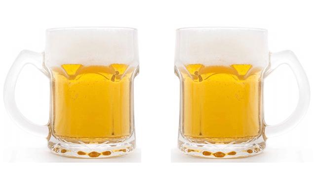 Các loại ly quai thuy tinh