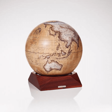 Quả địa cầu làm quà tặng để bàn