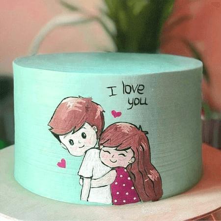 Tự tay làm bánh kem chúc sinh nhật chồng