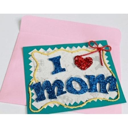 Thiệp sinh nhật mẹ dễ thương