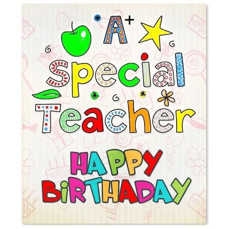 thiệp sinh nhật đẹp tặng thầy cô