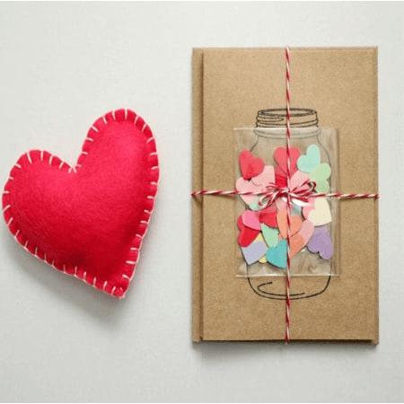 Thiệp handmade tặng người yêu